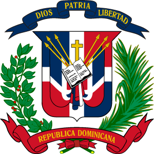 Escudo de la Republica Dominicana